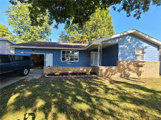 114 NO Pennsylvania Drive, Decatur, IL 62526 (MLS #6206063) :: Main Place Real Estate