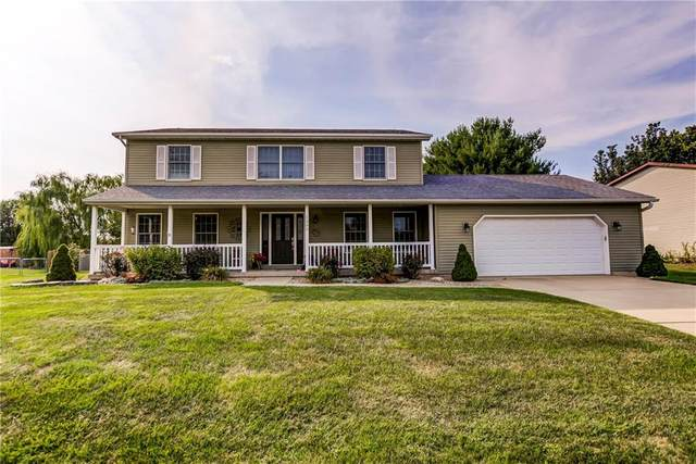 1305 Westside Drive, Mt. Zion, IL 62549 (MLS #6206130) :: Main Place Real Estate