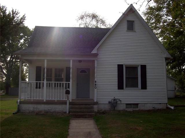 440 Bell Street, Mt. Zion, IL 62549 (MLS #6206142) :: Main Place Real Estate