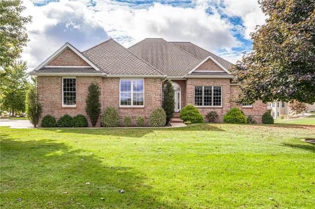 11129 E Lake Edward Lane, Effingham, IL 62401 (MLS #6206227) :: Ryan Dallas Real Estate