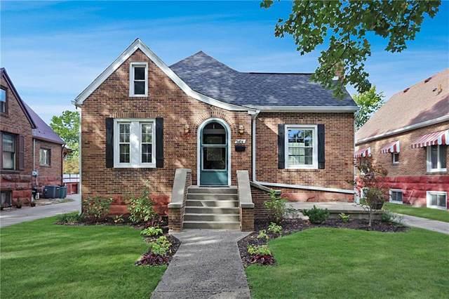 3404 Prairie Avenue, Mattoon, IL 61938 (MLS #6206268) :: Ryan Dallas Real Estate
