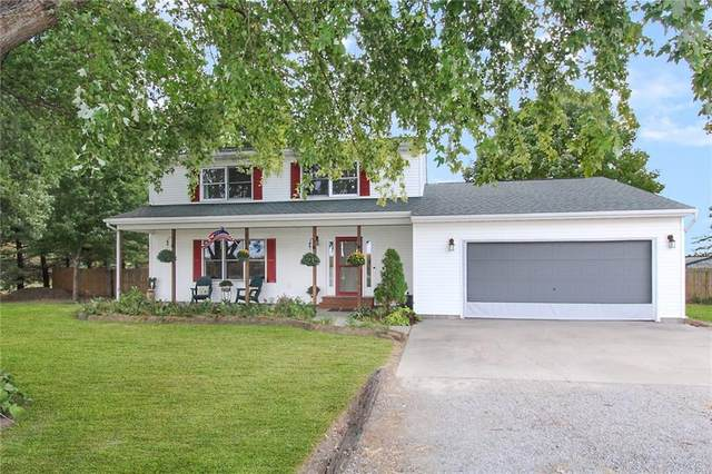 8788 Old State Road, Mattoon, IL 61938 (MLS #6206287) :: Ryan Dallas Real Estate