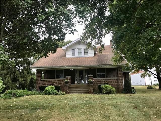 9572 County Road 780 E, Mattoon, IL 61938 (MLS #6206319) :: Ryan Dallas Real Estate