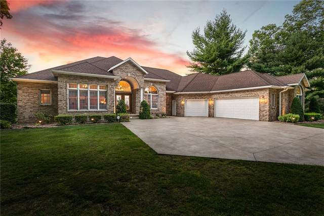 5050 N State Highway 37, Mason, IL 62443 (MLS #6206321) :: Ryan Dallas Real Estate
