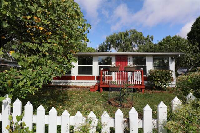 550 North Street, Weldon, IL 61882 (MLS #6206352) :: Main Place Real Estate