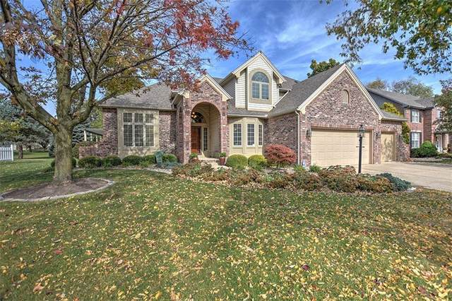 942 Stevens Creek Circle, Forsyth, IL 62535 (MLS #6206474) :: Ryan Dallas Real Estate