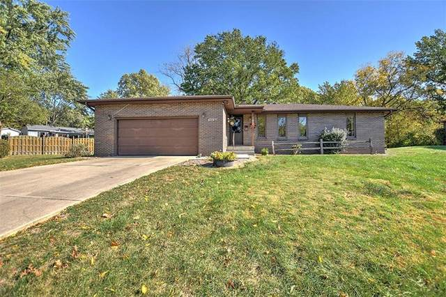 3136 Lake Bluff Drive, Decatur, IL 62521 (MLS #6206538) :: Ryan Dallas Real Estate