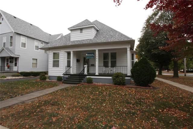 1321 Wabash Avenue, Mattoon, IL 61938 (MLS #6206562) :: Ryan Dallas Real Estate
