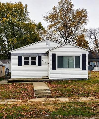 309 W Monroe Street, Sullivan, IL 61951 (MLS #6206623) :: Main Place Real Estate