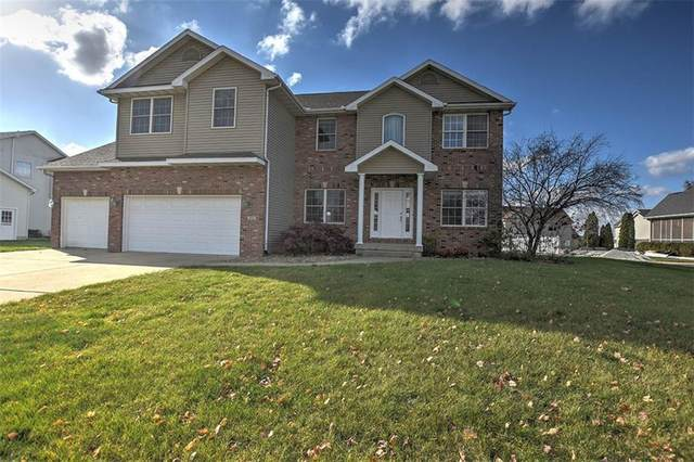 515 Greenbrier Lane, Forsyth, IL 62535 (MLS #6206824) :: Main Place Real Estate