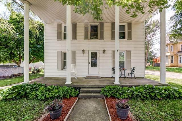 223 S Walnut Street, Maroa, IL 61756 (MLS #6206947) :: Main Place Real Estate