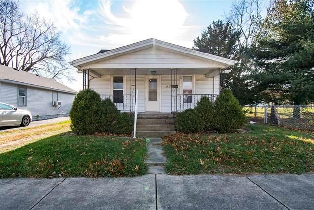 2417 E Main Street, Decatur, IL 62521 (MLS #6207021) :: Main Place Real Estate