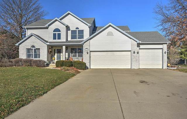 1118 Wedgewood Court, Decatur, IL 62526 (MLS #6207061) :: Main Place Real Estate
