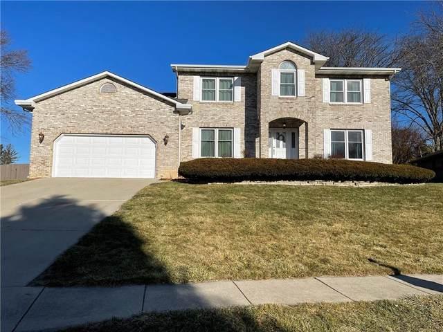 4550 Williamsburg Drive, Decatur, IL 62521 (MLS #6207285) :: Ryan Dallas Real Estate