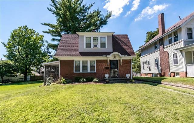 1417 W Forest Avenue, Decatur, IL 62522 (MLS #6207534) :: Main Place Real Estate