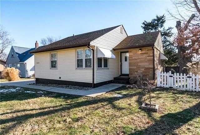1027 E Buena Vista Avenue, Decatur, IL 62521 (MLS #6207639) :: Main Place Real Estate