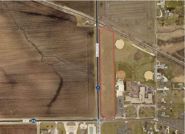 1498 W Main Street, Mt. Zion, IL 62549 (MLS #6209894) :: Main Place Real Estate