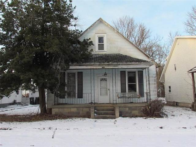2912 Champaign Avenue, Mattoon, IL 61938 (MLS #6209948) :: Ryan Dallas Real Estate