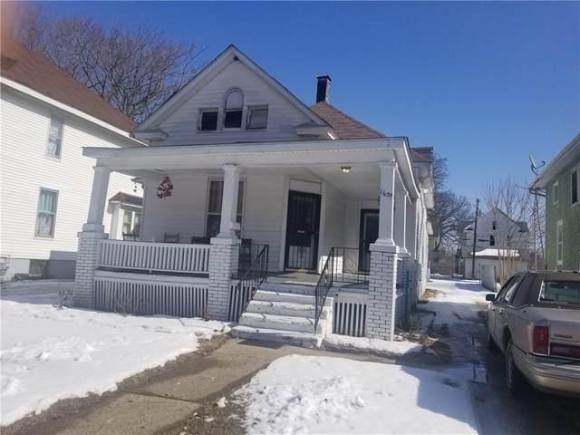 1620 N Church Street, Decatur, IL 62526 (MLS #6209976) :: Main Place Real Estate