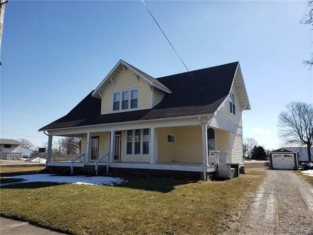 222 E Main Street, Oakland, IL 61943 (MLS #6209995) :: Ryan Dallas Real Estate