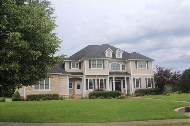 4045 Meadow Park Drive, Decatur, IL 62521 (MLS #6210002) :: Main Place Real Estate