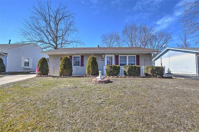 27 Ridgecrest Drive, Decatur, IL 62521 (MLS #6210004) :: Main Place Real Estate