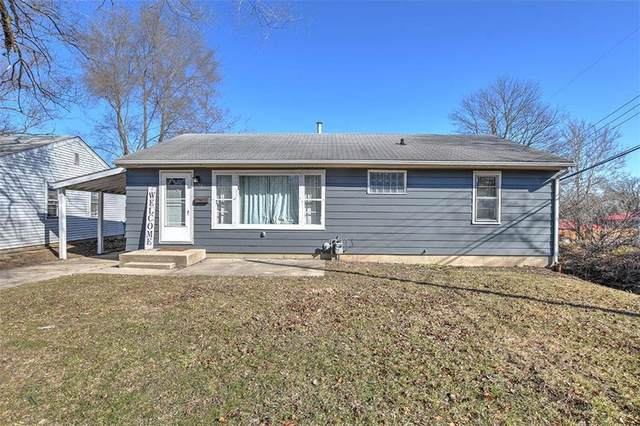 14 5th Drive, Decatur, IL 62521 (MLS #6210082) :: Main Place Real Estate