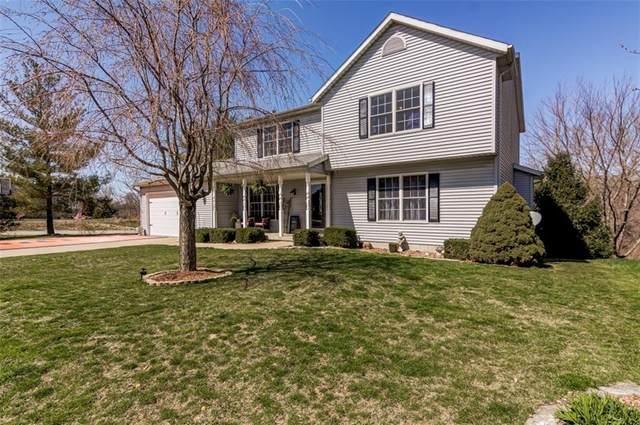 1 Blakeridge Place, Mt. Zion, IL 62549 (MLS #6210608) :: Main Place Real Estate