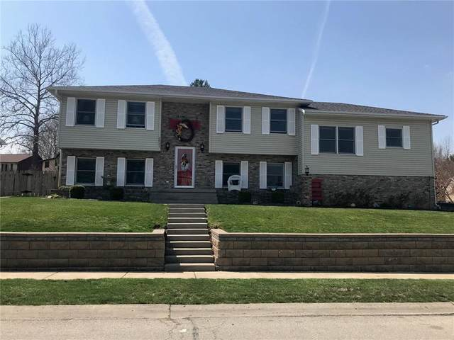 2821 S Forrest Green Drive, Decatur, IL 62521 (MLS #6210636) :: Main Place Real Estate