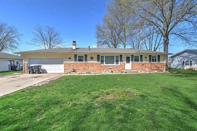 865 Mintler Drive, Mt. Zion, IL 62549 (MLS #6210688) :: Main Place Real Estate