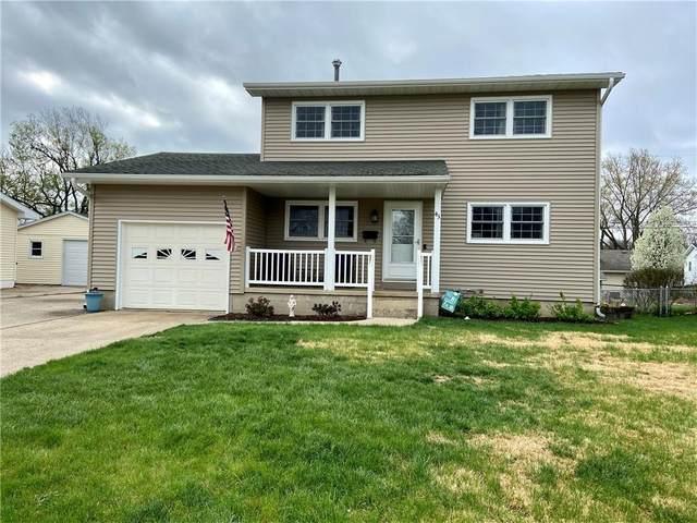 43 Ridgedale Drive, Decatur, IL 62521 (MLS #6210695) :: Main Place Real Estate