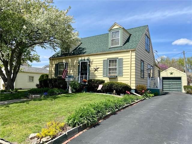 126 E Kellar Lane, Decatur, IL 62526 (MLS #6210868) :: Main Place Real Estate