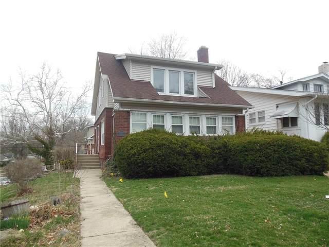 1590 W Forest Avenue, Decatur, IL 62522 (MLS #6210871) :: Main Place Real Estate