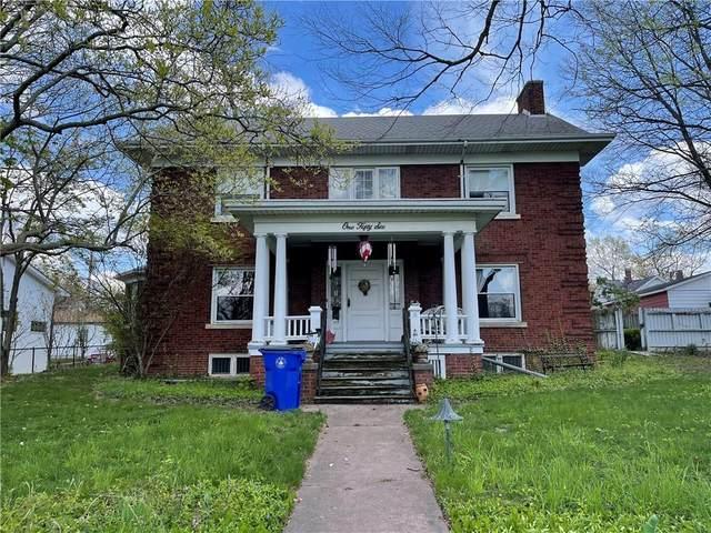 156 N Oakdale Boulevard, Decatur, IL 62522 (MLS #6210917) :: Main Place Real Estate