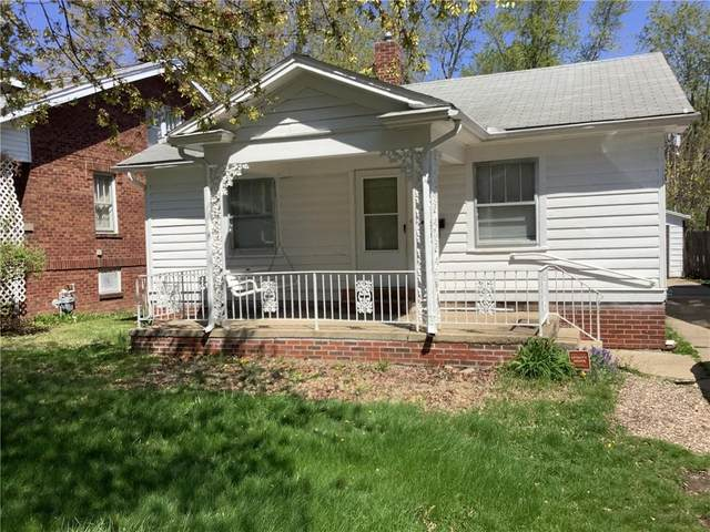 864 W Division Street, Decatur, IL 62526 (MLS #6210949) :: Main Place Real Estate