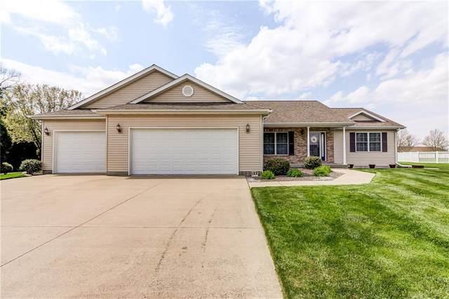 190 Lexington Circle, Mt. Zion, IL 62549 (MLS #6211059) :: Main Place Real Estate