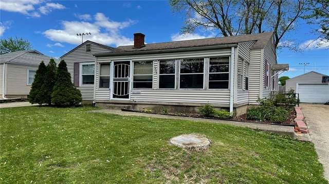 1446 Marietta Street, Decatur, IL 62522 (MLS #6212200) :: Main Place Real Estate