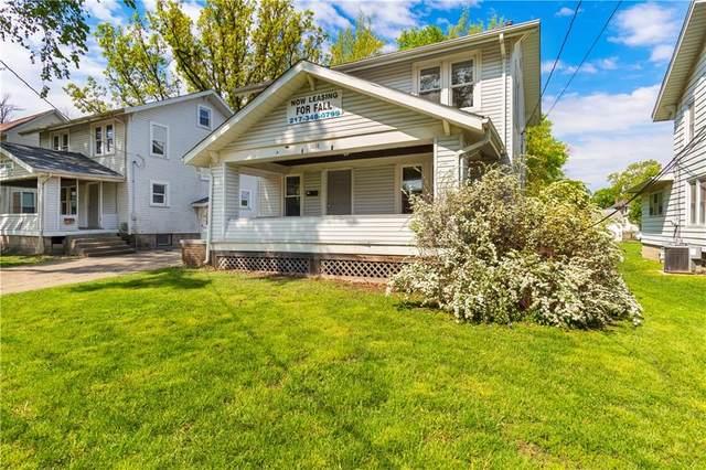 1018 4th Street, Charleston, IL 61920 (MLS #6212270) :: Ryan Dallas Real Estate