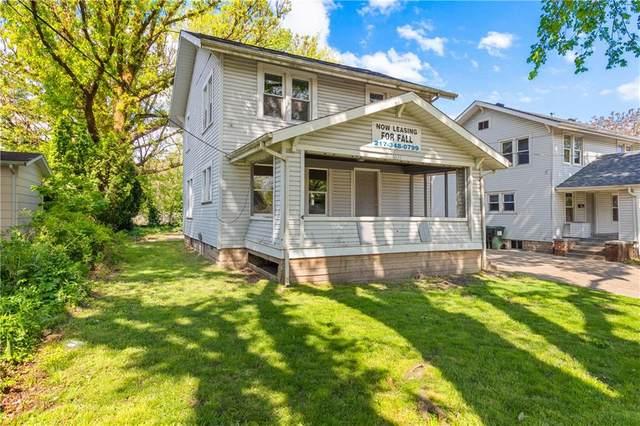 1022 4th Street, Charleston, IL 61920 (MLS #6212271) :: Ryan Dallas Real Estate
