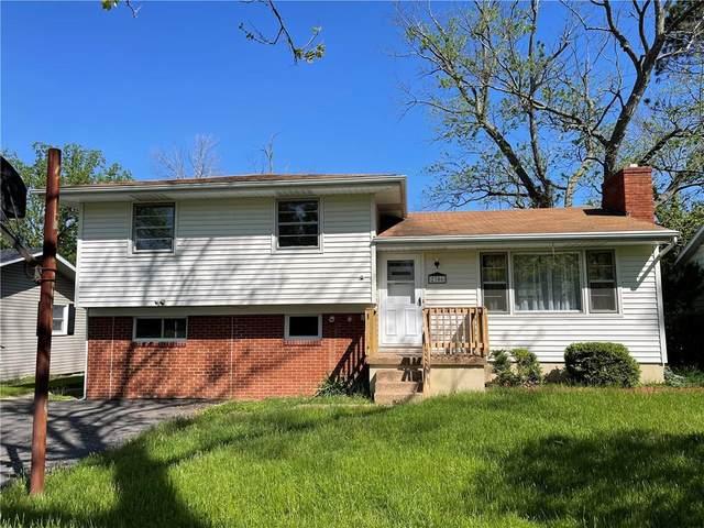 2306 Yorkshire Drive, Decatur, IL 62526 (MLS #6212279) :: Main Place Real Estate