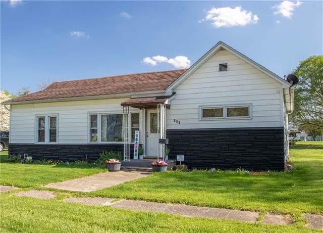 404 E Elwood Street, Ridgefarm, IL 61870 (MLS #6212315) :: Ryan Dallas Real Estate