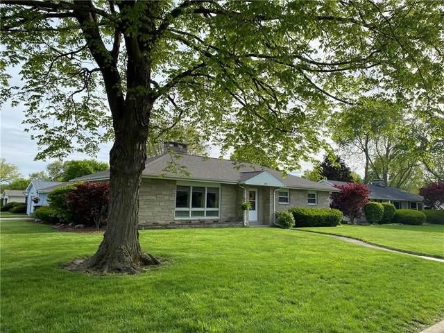 402 Dennis Drive, Danville, IL 61832 (MLS #6212326) :: Ryan Dallas Real Estate