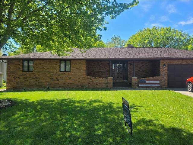 119 Peggy Dee Drive, Blue Mound, IL 62513 (MLS #6212331) :: Main Place Real Estate
