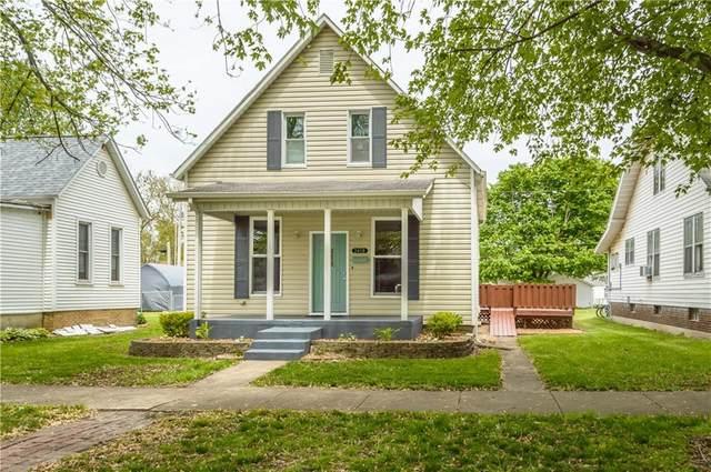 2408 Shelby Avenue, Mattoon, IL 61938 (MLS #6212353) :: Ryan Dallas Real Estate