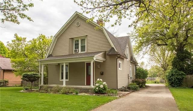 218 Cedar Avenue, Danville, IL 61832 (MLS #6212367) :: Ryan Dallas Real Estate