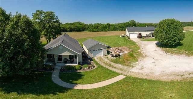 1123 Cr 1275N, Sullivan, IL 61951 (MLS #6212784) :: Main Place Real Estate