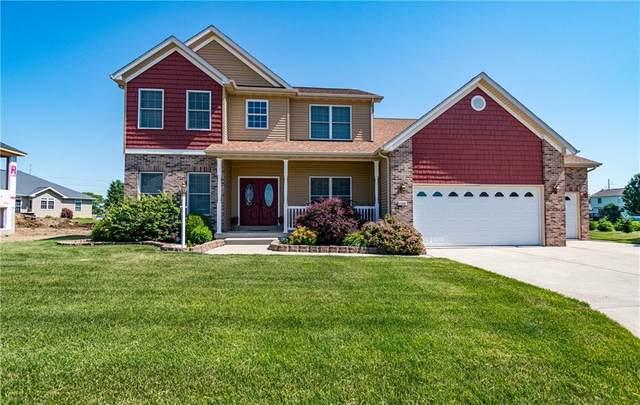 1504 Hunters View Drive, Mt. Zion, IL 62549 (MLS #6212957) :: Main Place Real Estate