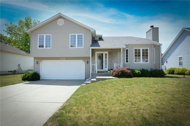 769 Jacobs Way, Forsyth, IL 62535 (MLS #6213022) :: Main Place Real Estate