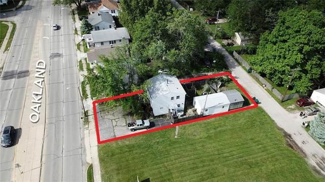 1416 N Oakland Avenue, Decatur, IL 62526 (MLS #6213092) :: Main Place Real Estate