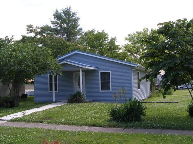 532 S 6th Street, Sullivan, IL 61951 (MLS #6214315) :: Main Place Real Estate